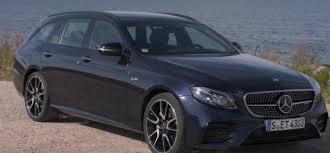 mercedes e250 station wagon 2017 mercedes e43 e350d e220d e250 estate wagon official