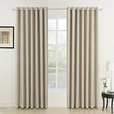Drapes With Grommets Amazon Com Iyuego Wide Curtains 120inch 300inch For Large Windows