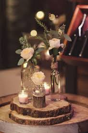 rustic center pieces rustic wedding centerpiece ideas shabby chic wedding centerpieces