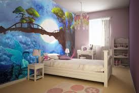 fresque chambre fille fresque murale dans la chambre d enfant 35