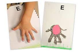 letter e crafts momma s world alphabet crafts for each letter