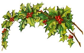 holly clipart of christmas wreaths cliparting com