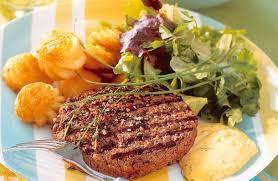 cuisiner steak hach sauce béarnaise recettes de cuisine la viande fr
