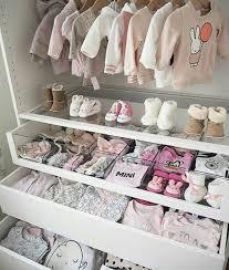 Simple Nursery Decor Storage Organization Smart Nursery Closet System Ideas 20
