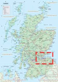 map of scotland and maps update 7001103 tourist attractions map in scotland map of