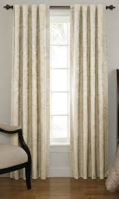 Overstock Curtains Amazon Com Eclipse Fresno 52 By 84 Inch Blackout Window Curtain