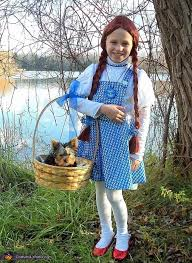 Halloween Costumes Yorkies U0027s Dorothy Toto Halloween Costume