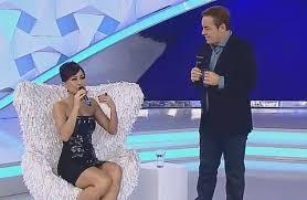 Gugu Liberato e Sabrina Sato apresentam juntos especial da Record