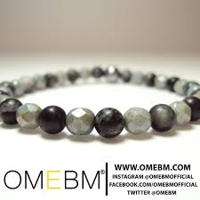 sterling bead bracelet images Grey mix beaded bracelet jewelry omebm omebm be expressive jpg