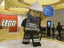 Lego Headquarters Lego Hits Brick Wall With Sales Sheds 8 Of Global Workforce Wsj