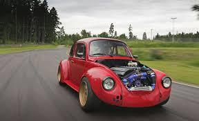 bmw volkswagen bug bratburners news joakim karlsson u0027s bmw powered 1973 beetle