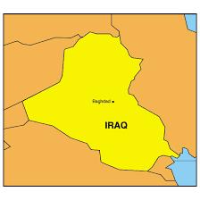 iraq map vector vector map of iraq at vectorportal