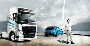 used volvo trucks in sweden driver s fuel challenge 2016 volvo trucks