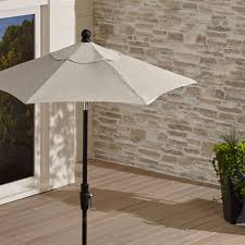 Outdoor Patio Umbrella Sunbrella 6 Small Patio Umbrella In Patio Umbrellas Reviews
