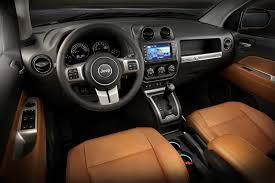 jeep compass 2014 5 top interior features of the jeep compass kendall jeep
