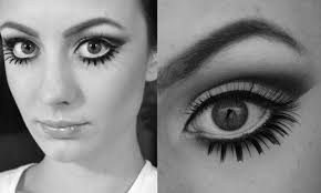 twiggy inspired halloween makeup tutorial youtube