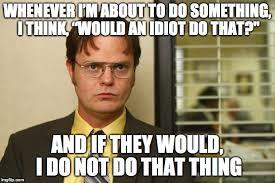 Dwight Meme - dwight false memes imgflip