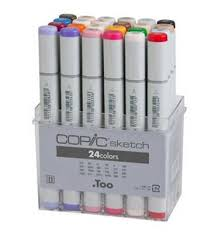 copic markers art to art art supplies