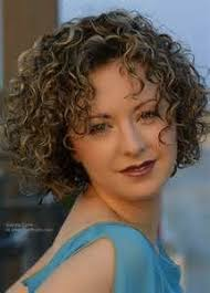 perm for over 50 short hair loose spiral perm short hair bing images cabello rizado