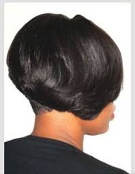 ladies bob hair style front and back nice short bobs for black women african american hairstyles