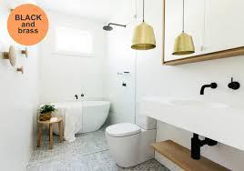 Black Bathroom Faucets by Magnificent Matte Black Kitchen U0026 Bath Fittings Design Lovers Blog