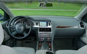 Audi Q7 Diesel - 2011 audi q7 tdi first drive automobile magazine