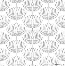 vector background modern pattern floral pattern with points wallpaper seamless vector background