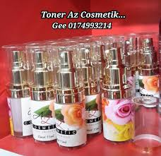 Toner Az Kosmetik az cosmetik skincare new packging kkm qaseh d faizi enterprise