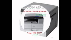 máy photocopy ricoh mp 2014 ricoh mp 2014d 0906 430 277 youtube