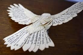 handmade wood u0026 paper birds by zack mclaughlin colossal