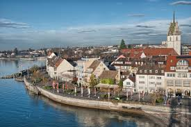 Konstanz Germany Map by Lake Constance Cycling Holiday 6 Nights Flexitreks