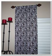 Short Curtain Rods For Decoration Short Curtain Rods Extend Your Window Design Solution Homesfeed