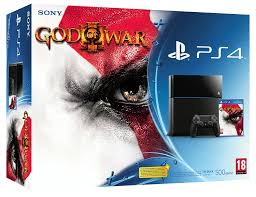god of war iii remastered ps4 bundle listed with photo and release