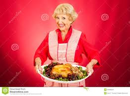 thanksgiving turkey dinners thanksgiving dinner with grandma royalty free stock photos image