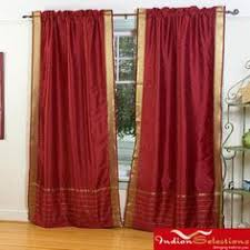 3 Inch Rod Pocket Sheer Curtains Add Splendor To Any Room In Your Home With These Rod Pocket Sari