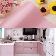 vinyl paper for kitchen cabinets pink contact paper self adhesive vinyl kitchen cupboard door cover