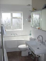 bathrooms charming small bathroom white interior plus blue sea