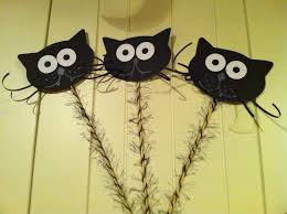ellen u0027s art and craft halloween witches u0027 cat