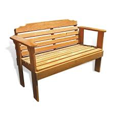 Heavy Duty Garden Benches Cypress Outdoor Furniture All Wood Furniture