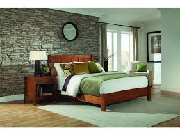 american craftsman panel bed with rail footboard american craftsman panel bed with rails