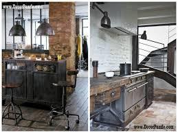 Kitchen Industrial Kitchen Island And 15 Industrial Kitchen