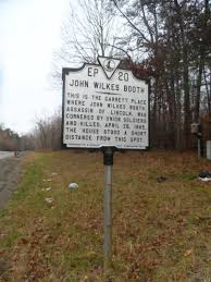 Farmhouse Or Farm House by Where John Wilkes Booth Died The Garrett Farm Abandoned Country