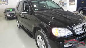 2005 mercedes benz ml500 awd youtube