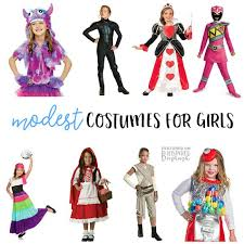 Cute Girls Halloween Costumes Cute Modest Halloween Costumes Inspired Mama