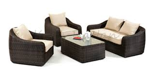 style your home with rattan sofa set darbylanefurniture com