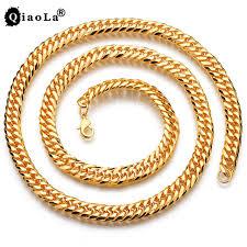 long vintage necklace images 2017 design hip hop chunky long gold chain for men 10mm gold color jpg