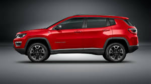 orange jeep compass the all new jeep compass 2017 is officially revealed motory
