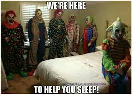 Creepy Clown Meme - funny scary clown meme picture