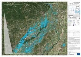 Flooding Missouri Map Copernicus Emergency Management Service Copernicus Ems Mapping