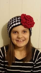crochet ear warmer headband crochet how to crochet houndstooth stitch headband ear warmer